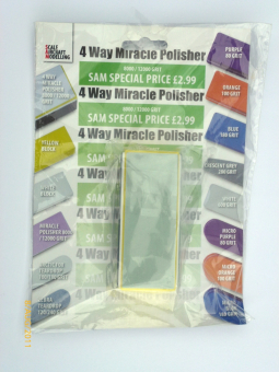 Guideline Publications 4 Sided Miracle Polisher